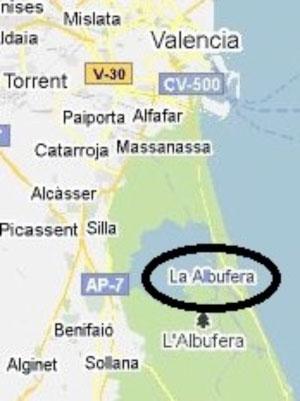 L albufera de valencia euroace spanish courses and - El tiempo en catarroja valencia ...
