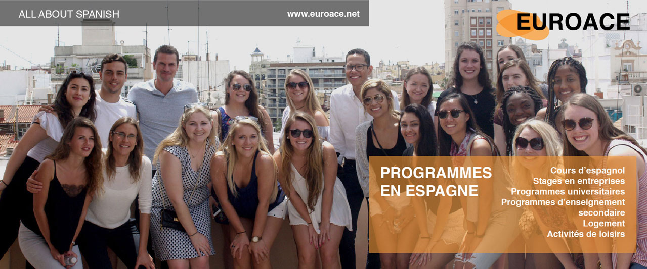 Euroace. Cours d'espagnol et stages