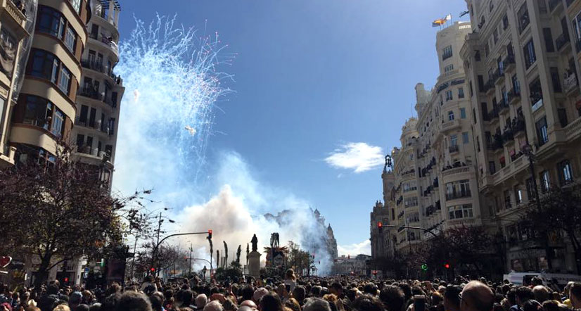 Welcome to Fallas!