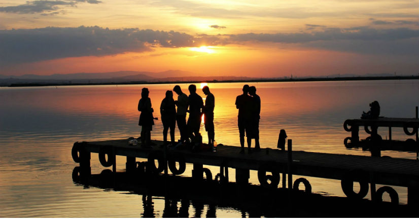 Albufera: Spain's Largest Lake and the Origin of Paella