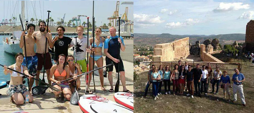 Spanish courses and activities with Euroace in Valencia