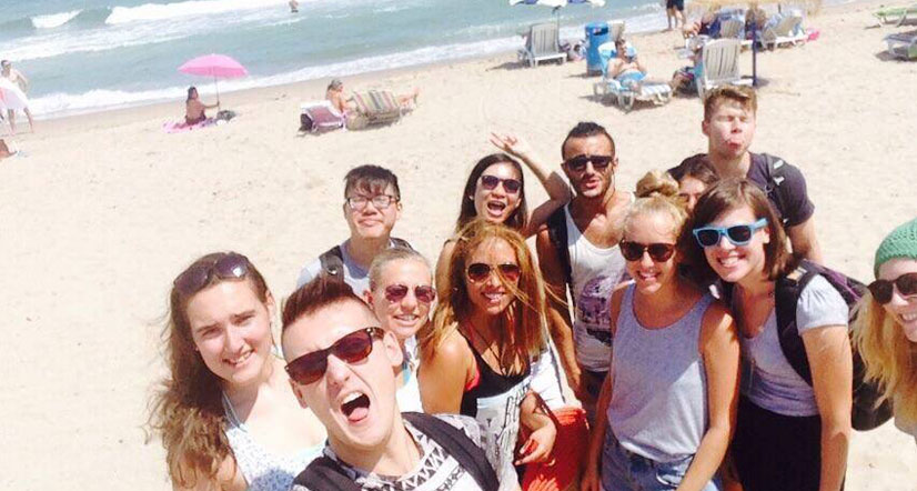 Spanish Courses with Euroace in Valencia