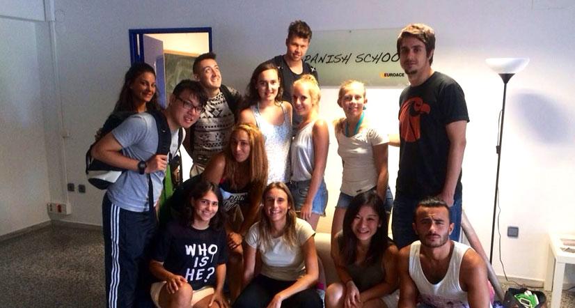 Spanish and Internship programs with Euroace