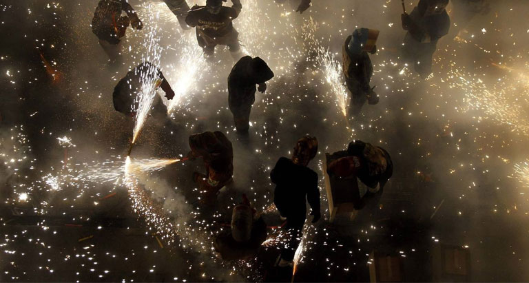 La Cordà de Paterna – an astonishing festivity