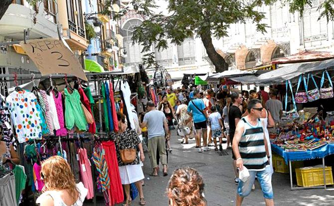 Street Markets of Valencia