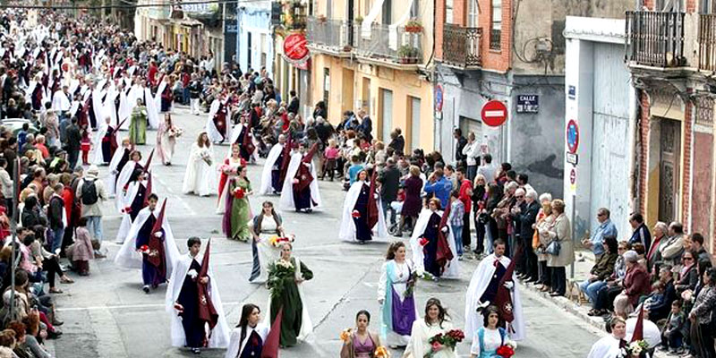 Holy Week in Valencia