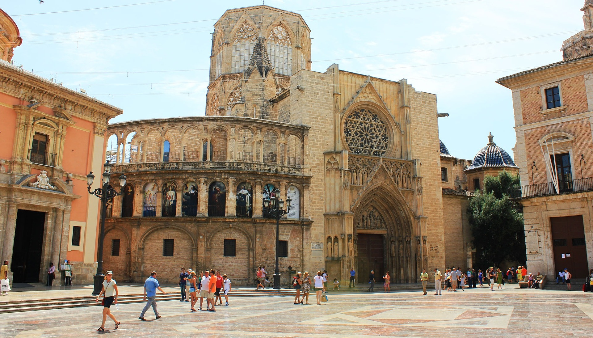 National Holiday in Spain: 15th of August