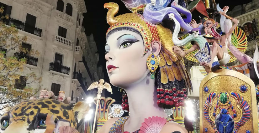 History of the Fallas Festival