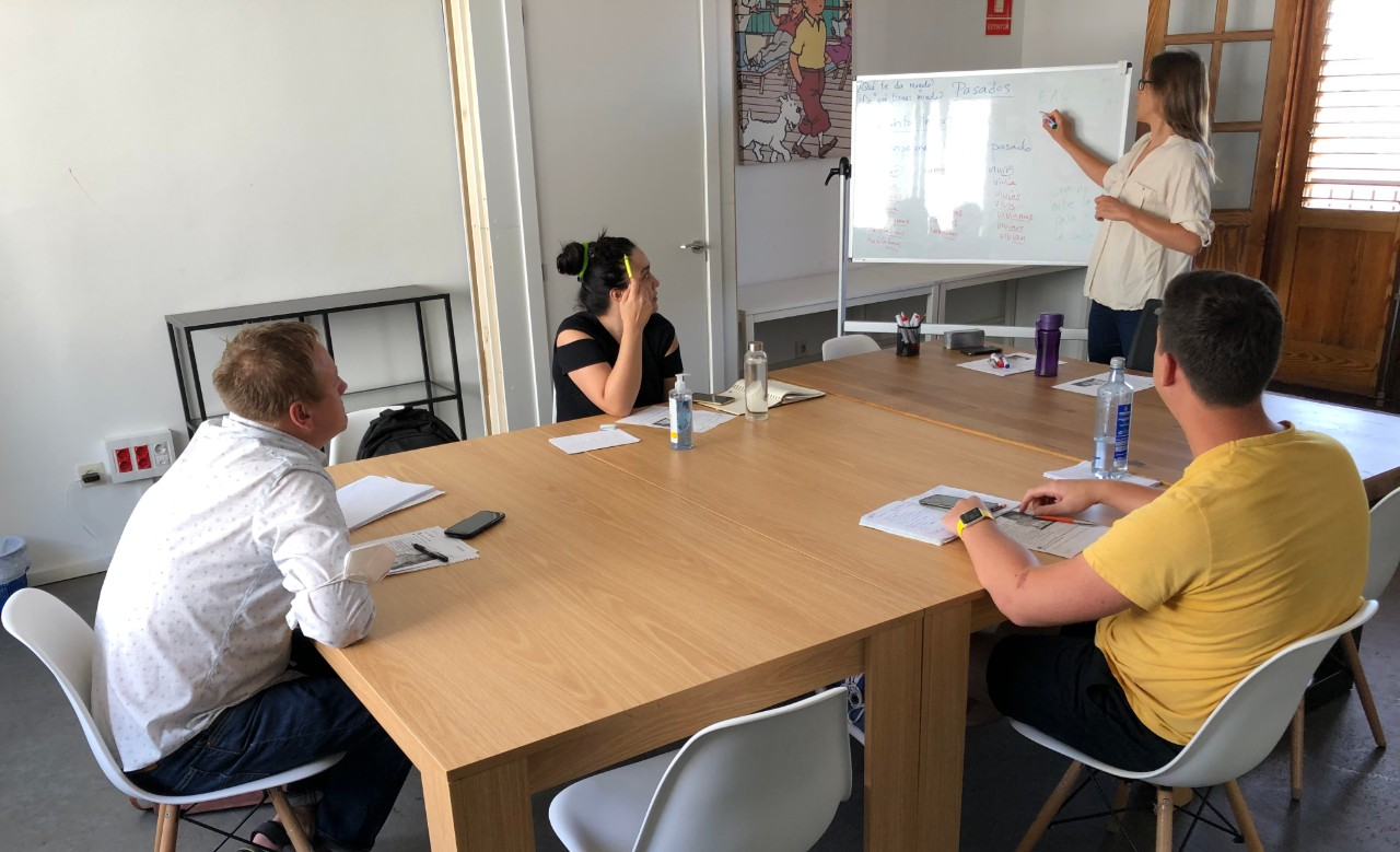 Student Interview: Spanish Group Classes